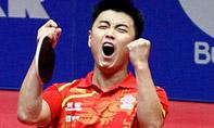 中国男团冠军点回顾