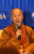 觉培法师,博鳌亚洲论坛首次邀请出家人出席