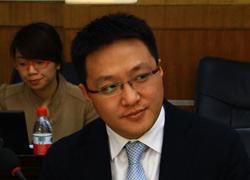 长安欧洲设计中心副总经理陈政
