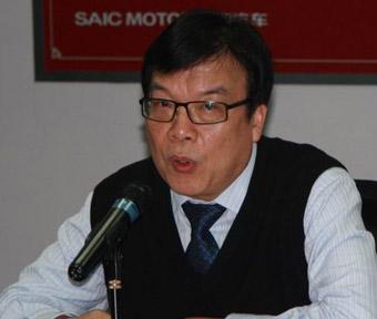 上汽集团副总裁、上海汽车乘用车公司总经理陈志鑫