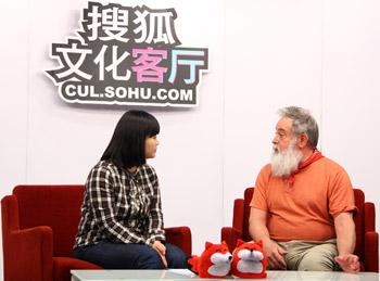 """美国汉学家""""比尔。波特""""谈中国文化""""黄金期""""是假象 - 博爱老倌 - 博爱老倌"""