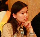 澳大利亚墨尔本大学代表陈晴