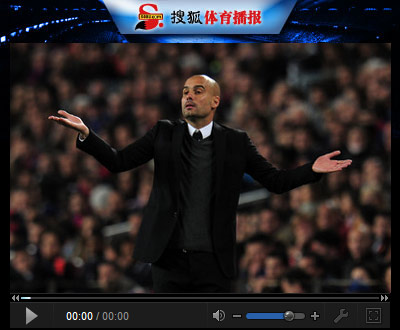 视频-梅西失点球 欧冠10人切尔西2-2淘汰巴萨