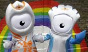 伦敦奥运吉祥物
