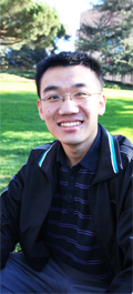 王耀 美国加利福尼亚大学洛杉矶分校 美国留学