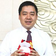 广汇汽车服务股份公司董事兼首席执行官王震