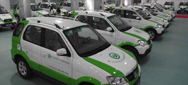 中国电动车现状:尚处开发前期 问题众多