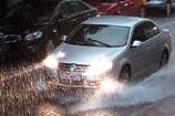 雨后爱车需细心呵护