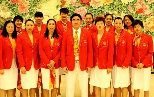 搜狐奥运策划伦敦范儿,伦敦范,奥运制服,奥运美图,中国代表团制服