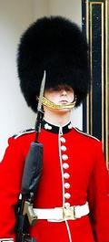 英国皇家卫兵