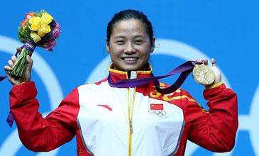 女举58KG李雪英破奥运纪录摘金 中国实现三连冠