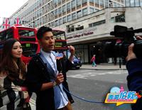 西游伦敦记:时尚购物之旅 黄征于莎莎客串主持