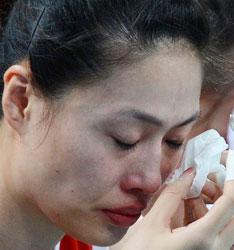 中国女排不敌日本