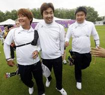 韩国射箭队