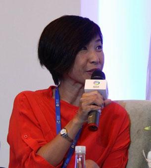 主持人:凤凰卫视著名记者闾丘露薇