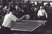 乒乓外交历史瞬间