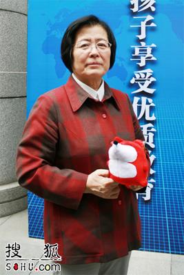 刘彭芝 人大附中 人民大学附属中学 教育均衡