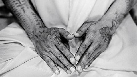 解读泰国的纹身文化 传承在肌肤上的神秘经咒