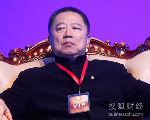 建业地产董事长胡葆森