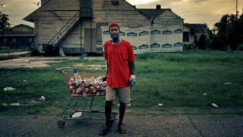"""""""美国梦""""的另一面 美国穷人的真实生活"""