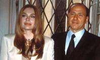 老贝与第二任妻子拉里奥