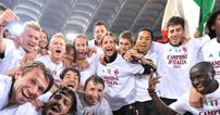 AC米兰夺取2010/2011赛季意甲冠军