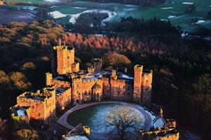 寻找睡美人 细数世界上那些壮观的城堡酒店