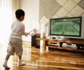 儿童看电视,亲子沟通