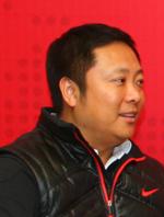 胡冰,耐克体育中国公司体育市场奥运总监