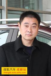 陈希:柯兰多汽油版在进口SUV中很有优势