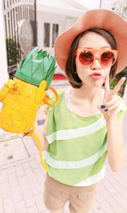 小维独家菠萝包圆桶