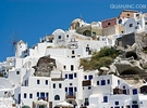 希腊圣托里尼岛8日经济团队游