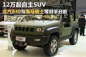 B40 8-15SUV