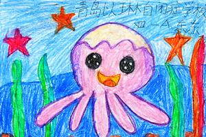 海底动物 作者:东东