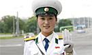 揭秘朝鲜女交警