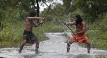 斯里兰卡传统武技习自魔鬼