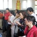 杜郎口中学教学模式,教育改革,教育创新,杜郎口中学参观者