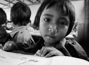 缅甸佤邦悲惨童子军