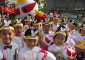 TRW北京道路安全志愿者活动