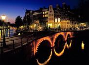 荷兰阿姆斯特丹掠影