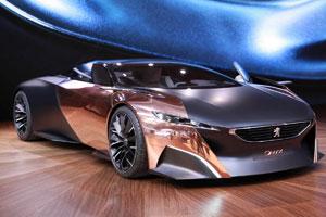 标致未来概念车Onyx