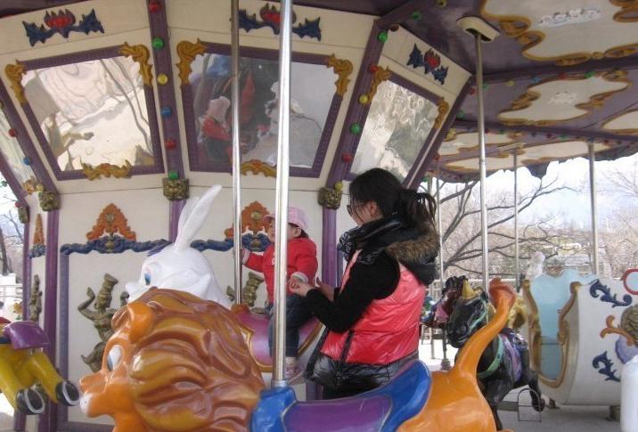 燕山公园儿童游乐园