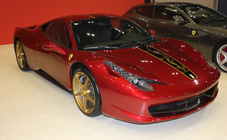 法拉利458 Italia中国限量版