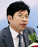 中国汽车流通协会副秘书长肖政三