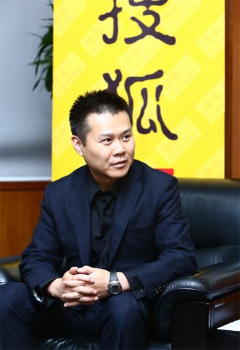 联想中国区总裁陈旭东