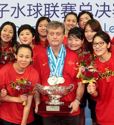 揭女水成功三大秘诀 实力保障教练制造历史首冠