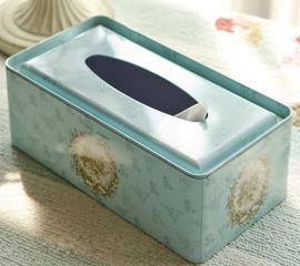 清新纸巾盒
