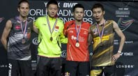 2011羽毛球世锦赛