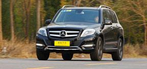 新款奔驰GLK 300配置升级 售价43.8万元