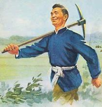甘祖昌_甘祖昌:被习近平致敬的农民将军